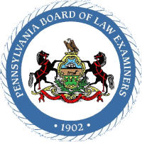 Pennsylvania Board of Law Examiners Logo
